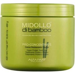 Máscara de Reconstrução Alfaparf Midollo di Bamboo 500 ml