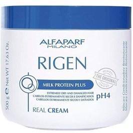 Máscara de Reconstrução Alfaparf Rigen 500 gr Milk Protein Plus