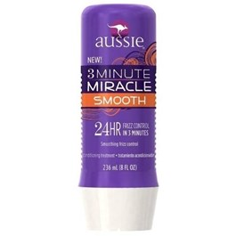 Máscara de Tratamento Aussie 236 ml Smooth 18 HR 3 Minute Miracle