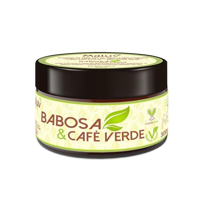 Máscara de Tratamento By Milla Gomes 300 gr Babosa & Café Verde