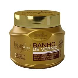 Máscara de Tratamento Forever Liss 250 ml Banho de Verniz