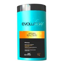 Máscara de Tratamento Griffus Evolution 1 kg Argan Bionutrição