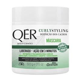Máscara de Tratamento Griffus Qér 500 gr Curly Styling