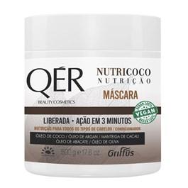 Máscara de Tratamento Griffus Qér 500 gr Nutricoco