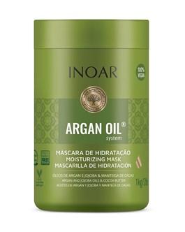 Máscara de Tratamento Inoar 1 Kg Argan Oil