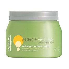 Mascara de Tratamento L'oreal Professionnel 500 gr Force Relax