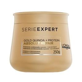Máscara de Tratamento L'oréal Professionnel Serie Expert 250 ml Absolut Repair Gold Quinoa + Protein