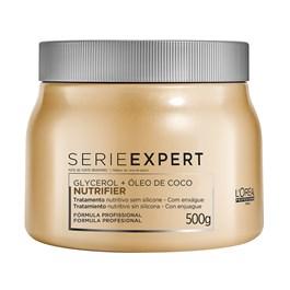 Máscara de Tratamento L'oréal Professionnel Serie Expert 500 gr Nutrifier