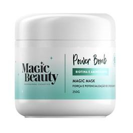 Máscara de Tratamento Magic Beauty 250 gr Power Bomb