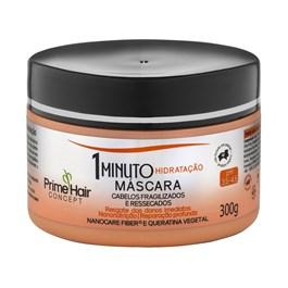 Máscara de Tratamento Prime Hair Concept 300 gr 1 Minuto