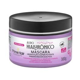 Máscara de Tratamento Prime Hair Concept 300 gr Ácido Hialurônico