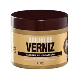 Máscara de Tratamento Salon Opus 400 gr Brilho Verniz