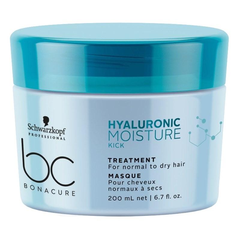 Máscara de Tratamento Schwarzkopf Bonacure 200 ml Hyaluronic Moisture Kick