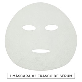 Máscara Facial Garnier Skin Uniform & Matte Vitamina C