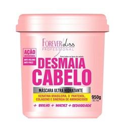 Máscara Forever Liss 950 gr Desmaia Cabelo