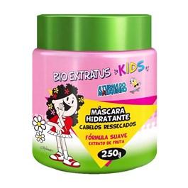 Máscara Hidratante Bio Extratus Kids 250 gr Cabelos Ressecados