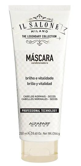 Máscara Il Salone 250 ml Brilho e Vitalidade