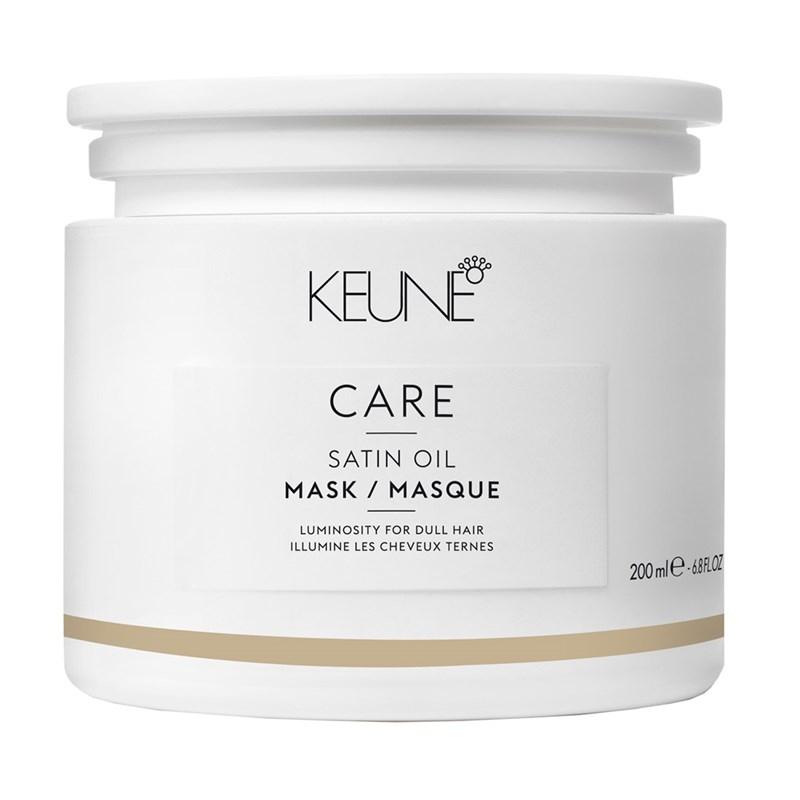 Máscara Keune Care 200 ml Satin Oil