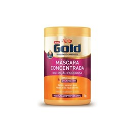 Máscara Niely Gold Concentrada 1 kg Nutrição Poderosa