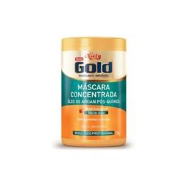 Máscara Niely Gold Concentrada 1 kg Óleo de Argan Pós Química