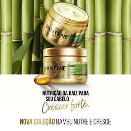 Máscara Nutritiva Pantene 270 ml Bambu