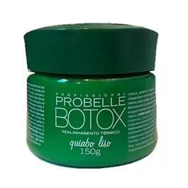 Mascara Probelle Botox 150 gr Quiabo Liso