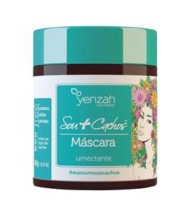 Máscara Umectante Yenzah Sou + Cachos 480 gr