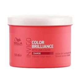 Máscara Wella Invigo 500 ml Color Brilliance