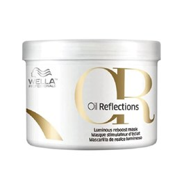Máscara Wella Oil Reflections 500 ml
