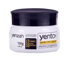Máscara Yenzah Whey Fit Cream 130 gr Botox