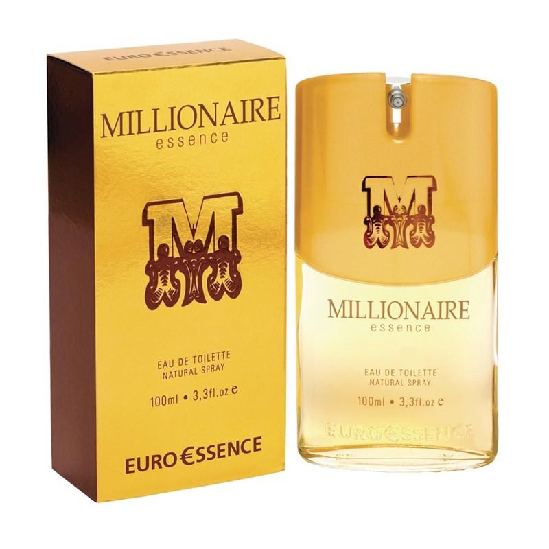 Millionaire Euro Essence Masculino Eau de Toilette 100 ml