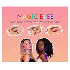 Molde Adesivo Para Delineado Allu Magic Eyes