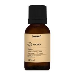Óleo Capilar e Corporal Farmax 30 ml Rícino