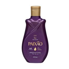 Oleo Paixão 200 ml Irresistivel