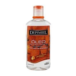 Óleo Removedor Depimiel 240 ml Óleo de Amêndoas