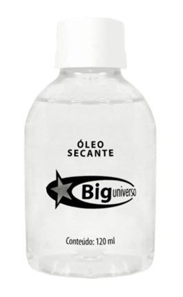 Óleo Secante Big Universo Profissional 120 ml