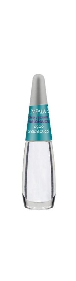 Óleo Secante Impala Melaleuca 7,5 ml Ação Antisséptica