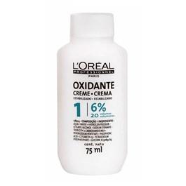 Oxidante L'oréal Professionnel 75 ml 20 Volumes 6%