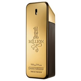 Paco Rabanne One Million Masculino Eau de Toilette 100 ml