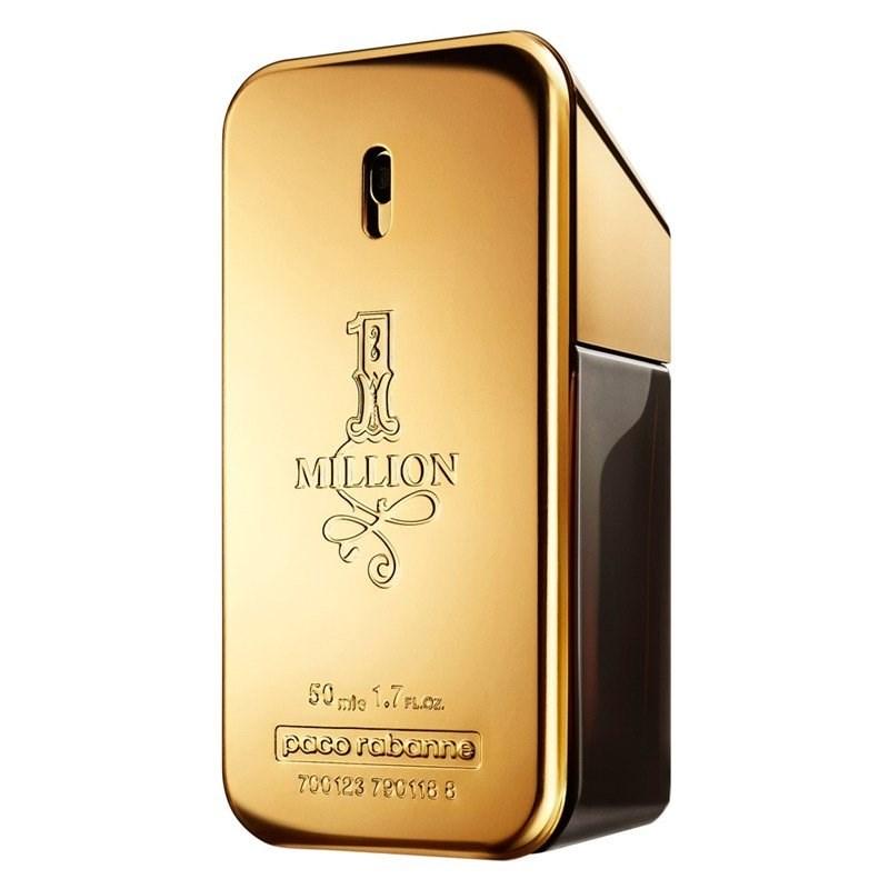 Paco Rabanne One Million Masculino Eau de Toilette 50 ml