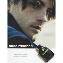Paco Rabanne pour Homme Masculino Eau de Toilette 50 ml