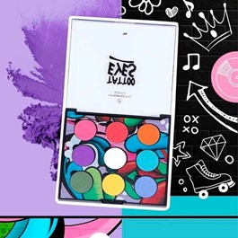 Paleta de Sombras Catharine Hill Tattoo Eyes