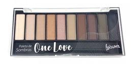 Paleta de Sombras Luisance One Love L9027