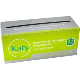 Papel de Alumínio para Mechas Katy 11cm x 80m
