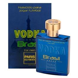 Paris Elysees Vodka Brasil Masculino Eau de Toilette 100 ml