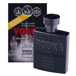 Paris Elysees Vodka Limited Edition Masculino Eau de Toilette 100 ml