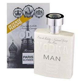 Paris Elysees Vodka Man Másculino Eau de Toilette 100 ml