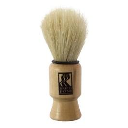 Pincel de Barba Marco Boni Madeira Pequeno