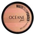 Pó Compacto Oceane Multicolor Powder Shine