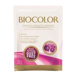 Pó Descolorante Biocolor 20 gr Proteína e Queratina